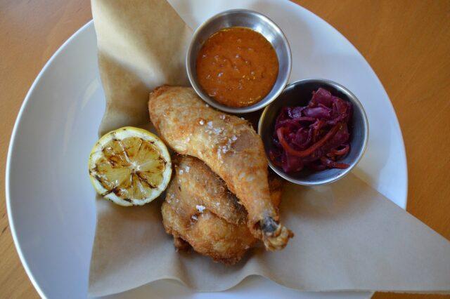 How restaurants order food in San Diego